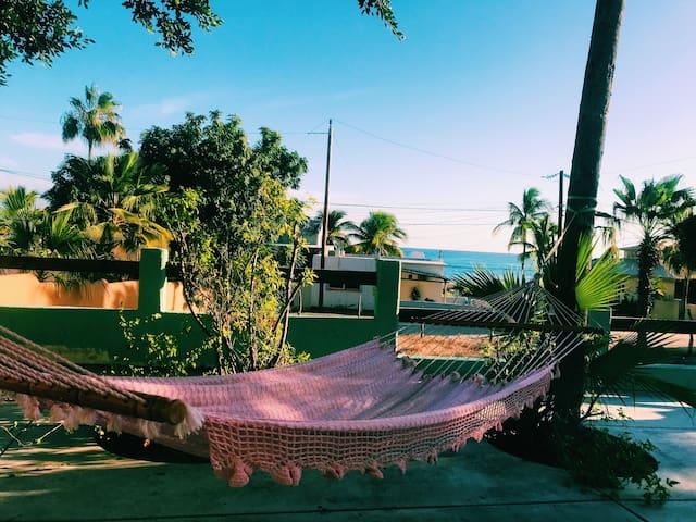 SPA Buenavista beach house OCEANVIEW<3