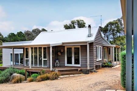 Hepburn Springs - peaceful cottage retreat - Hepburn Springs - บ้าน
