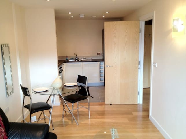 Cosy City Centre 1 Bed Flat