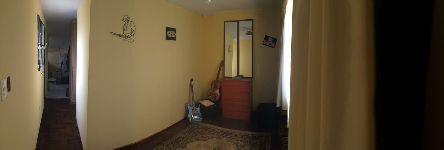 Apartment for one or two, very nice - San Borja - Rumah