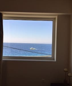 Apartment with magnificent view - Rodos