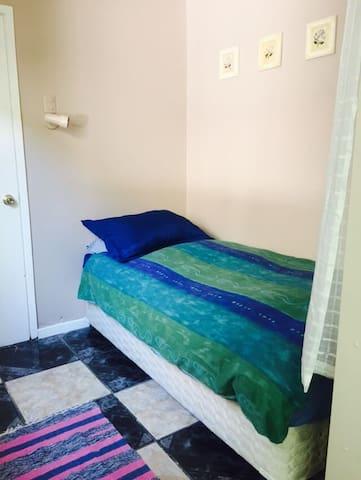 Habitación cómoda con baño privado, central - Viña del Mar - Casa
