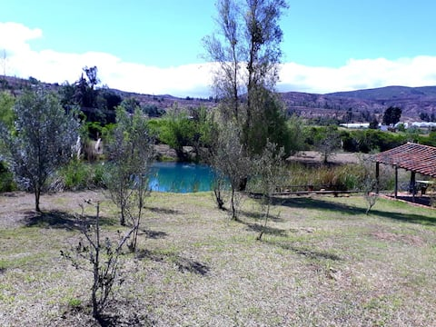 Casa de Campo Loma Amarilla