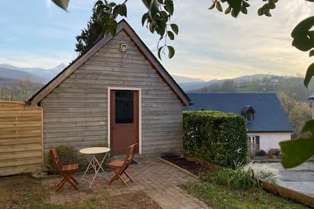 Charmante maison face aux Pyrénées