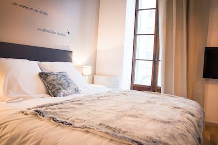 Appart 2 personnes centre historique de Chambéry - Chambéry - Wohnung