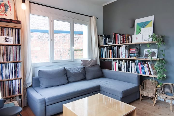 Maison/appart 3 chambres proche centre-ville Rouen