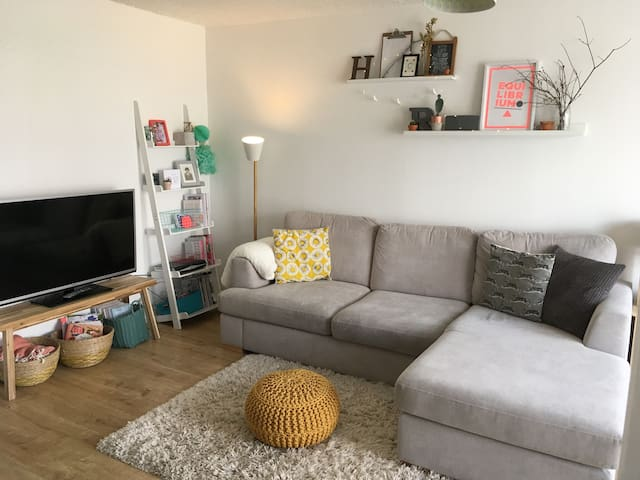 Family friendly apartment by Shoreham Beach