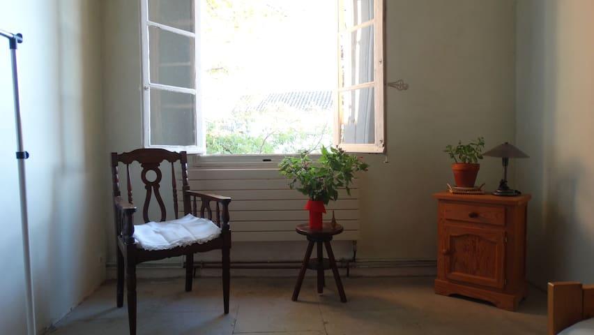 la maison verte - Redessan - Rumah