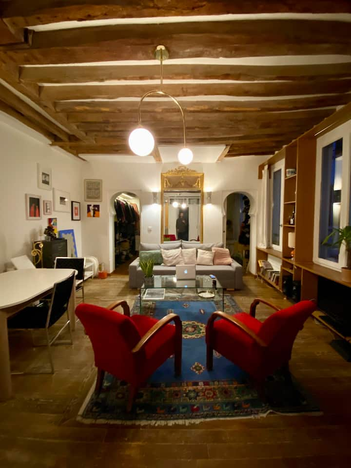 Appartement Paris/ Best Neighborhood in the center