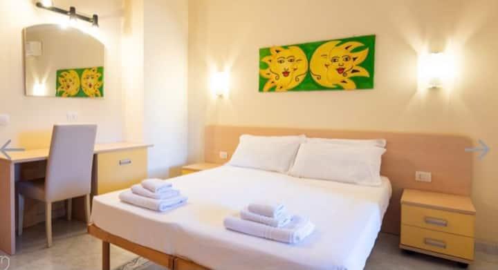 Bilocale con due camere da letto