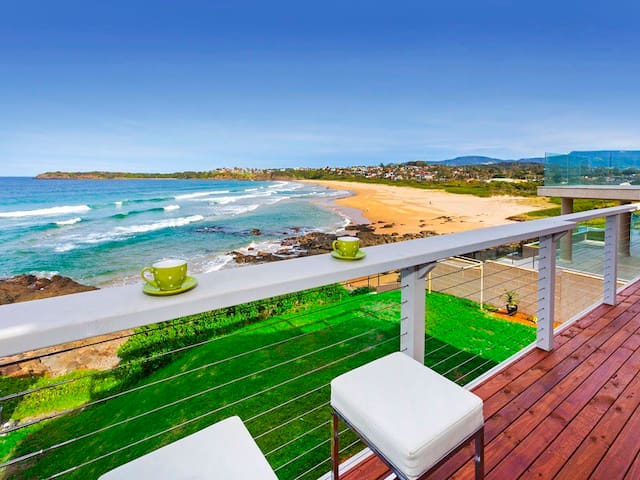 Beach front - Kiama Downs - บ้าน