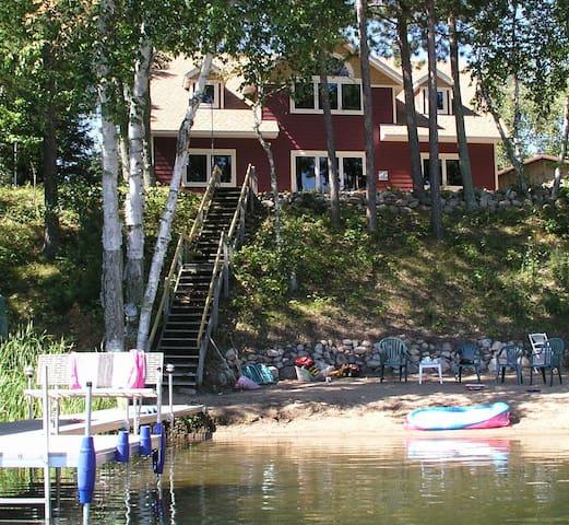 *High Demand* Crosslake Cabin on the Lake!