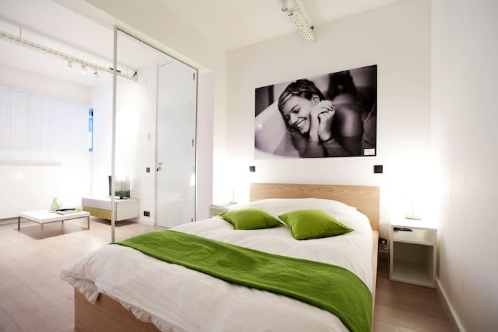 Stylish LoftFlat Secured Condominium