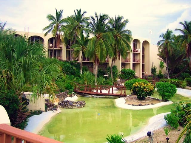 Hotel on the Cay in St. Croix! - St. Crioux - Casa de campo