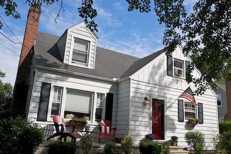 Adorable Home in Red Bank, NJ. - Red Bank - Rumah