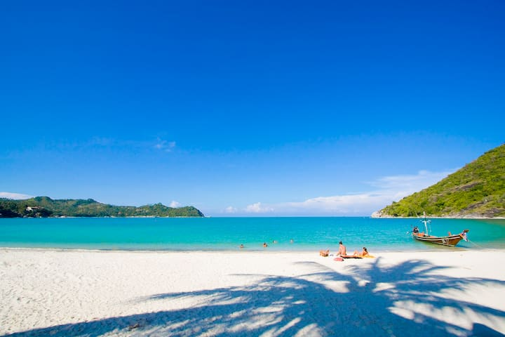 Nearby Thong Nai Pan Noi Beach 500m away