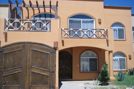 Roomy Family friendly Las Conchas 3 bed 3 1/2 bath - Puerto Peñasco - 獨棟