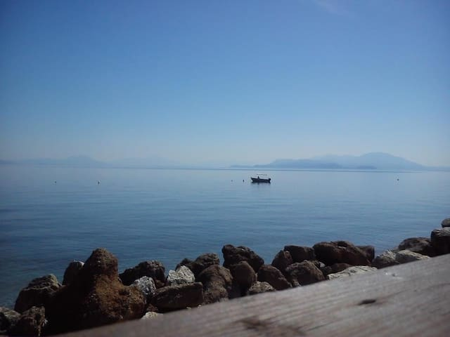 Niriides Apts- Romantic Vacation - Xylokastro - อพาร์ทเมนท์