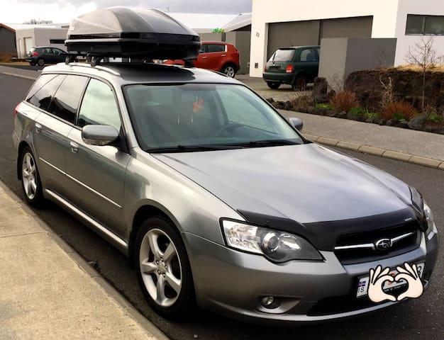 Camper - Subaru1 Legacy Automatic - All inclusive!