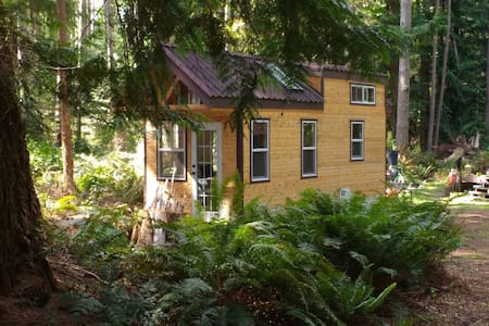 Savary Island Tiny House