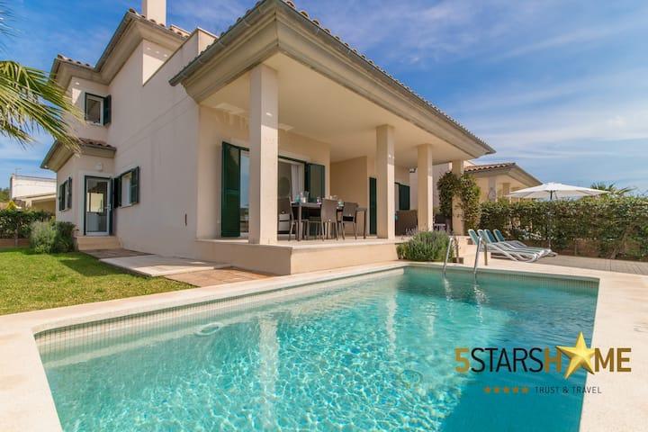 Villa Bella Mar uno 5*Home Mallorca