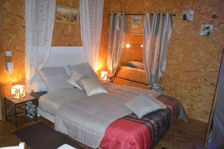 """Chambre d'hôte """"La nuit étoilée"""". - Voussac - Bed & Breakfast"""