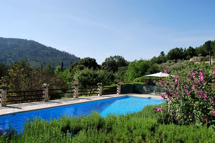 200 year-old Provencal dream house - Bargemon - Villa