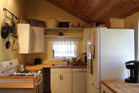 Family-friendly Waterbury Cottage - Waterbury - Huis