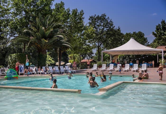 I Pini Family park - Fiano Romano - Banglo