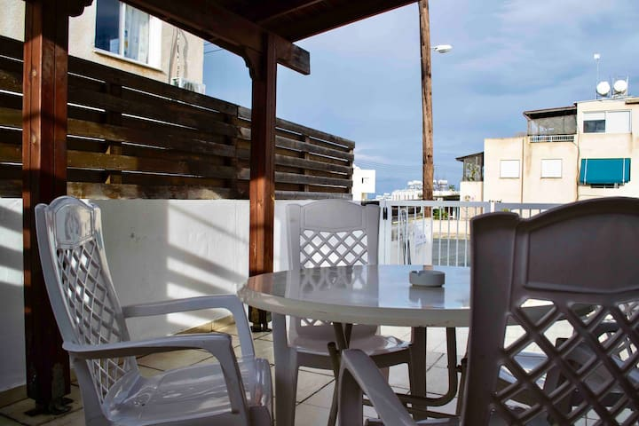 Beautiful two bedroom flat in Kapparis, Protaras