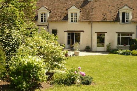 Chambord, quirky artist's home - Saint-Dyé-sur-Loire