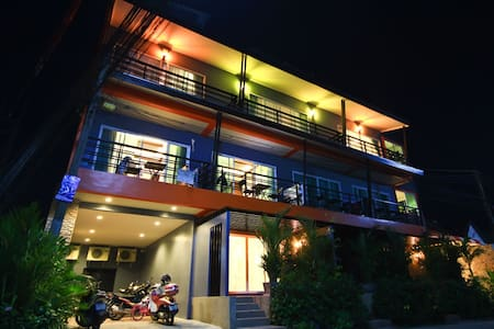 Phuket, Chalong Mansion, appartment - Chalong - Lejlighed