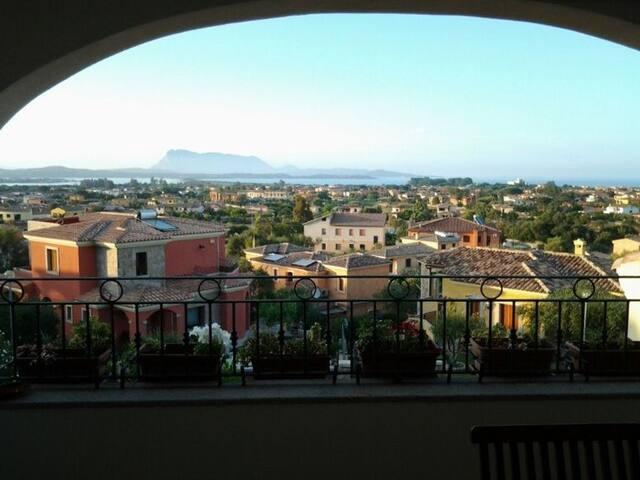 Apartment House Center Sardinia