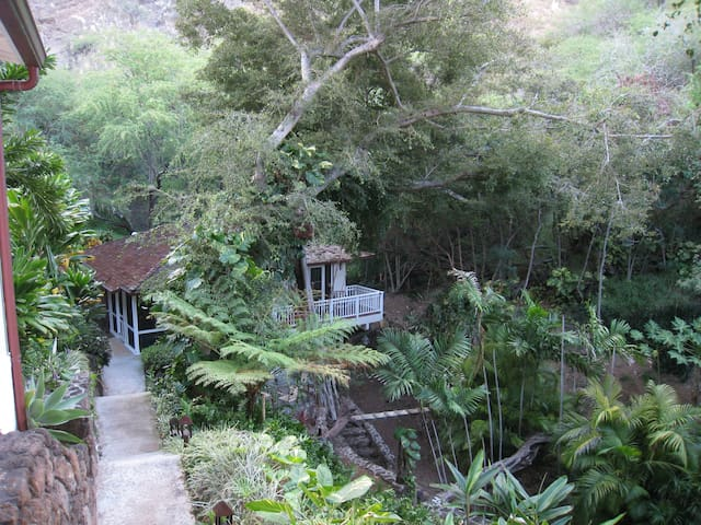 HIDDEN DIAMOND HEAD PARADISE  - Honolulu - Huis
