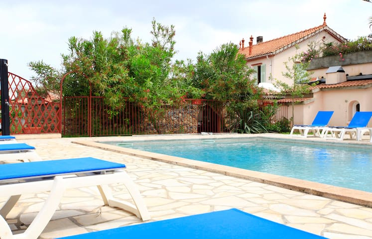 Villa 5 pers swimming-pool near sea - Sorbo-Ocagnano - Hus