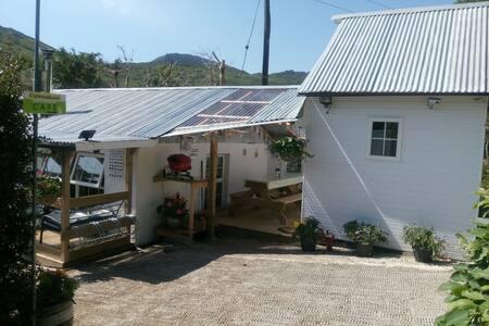 Coomarkane Visitor Centre Café Glamping Loft