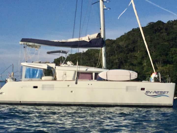 Veleiro em Paraty - Venha navegar conosco!
