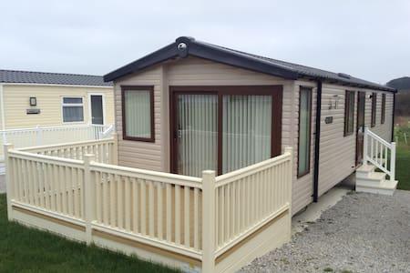 luxury static home at Crantock Beach - Crantock