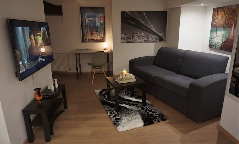 New cozy apartment near the city center