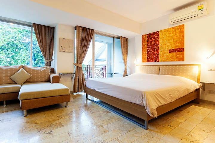 Apartment Galare Thong-STANDARD B 2 - Chiang Mai - Apartamento