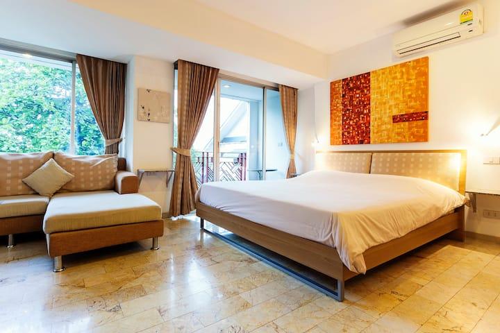 Apartment Galae Thong-STANDARD B 2