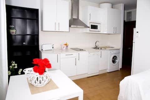 Appartement idéal pour les couples, centre-ville