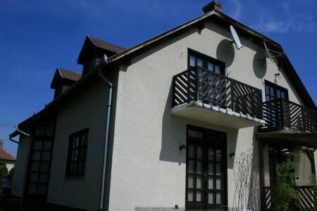 Joyous summer for family/friends - Balatonmáriafürdő - Talo