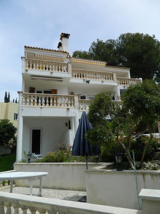 Schöne Ferienwohnung in Mallorca