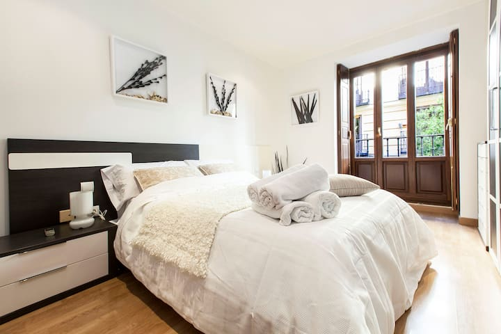 APARTMENT TOURIST 2 CENTER - Madrid - Daire