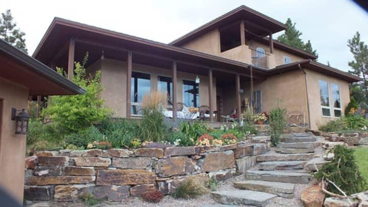 Montana Mountaintop Ranch Estate