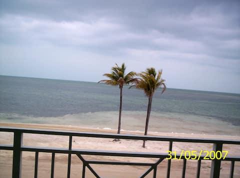 """Twin Palms""  Grand Bahamas  ""Old Bahama Bay"""