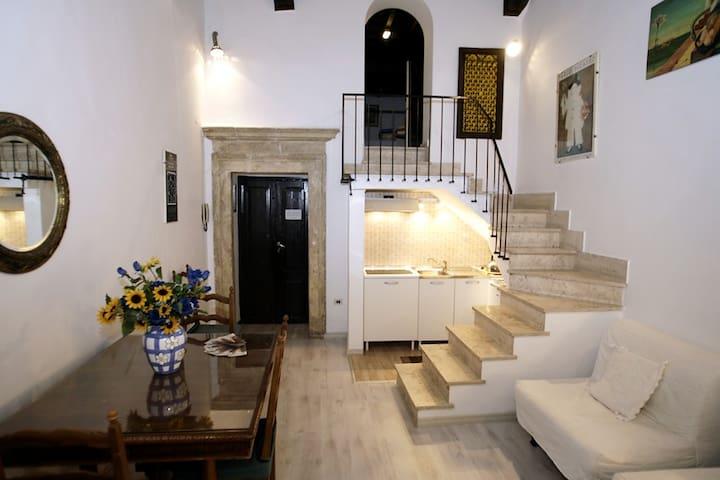 Campo de' Fiori APT. Angelo B up to  4 - Rome - Appartement
