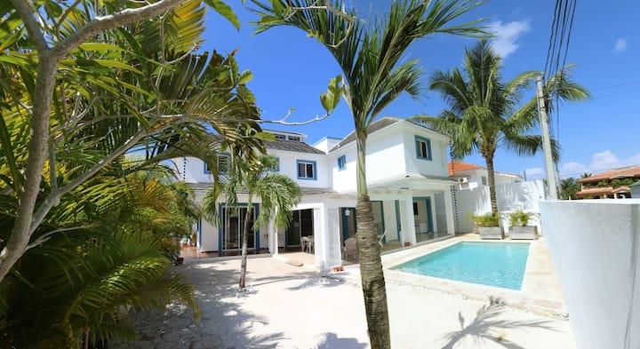 "b&b Villa Luna ""Cangrejo"" room (king size)"
