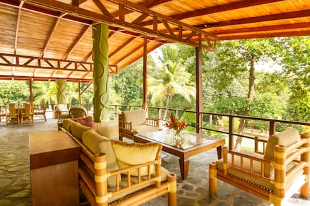 Jungle and Beach Retreat - Puerto Jiménez - Casa